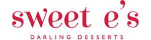 Cake shop Vancouver Sweet e's Logo